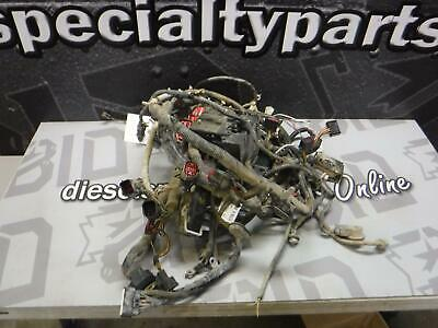 2005 - 2007 ford 6 0 diesel engine compartment wiring harness fuse box oem  • 229 95$