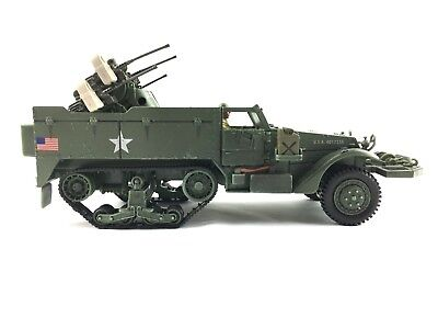 $56.99 • Buy 1:32 Unimax Forces Of Valor Diecast WWII US Army M16 Halftrack Quad 50Cal - 1944