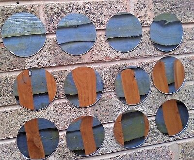 £10 • Buy 12 X Mirrors - Sticky Back  Create Effects Illusions & Space 12 PACK