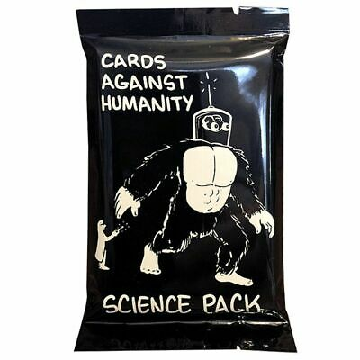 AU16.99 • Buy New Cards Against Humanity Science Pack Party Game Free Postage