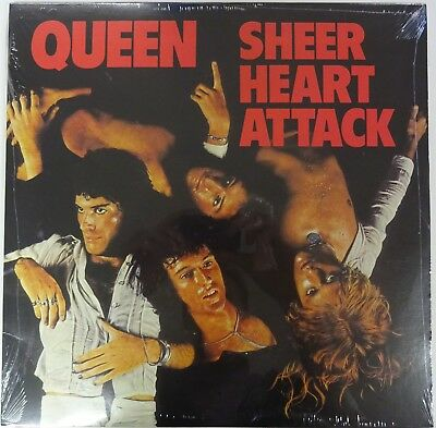 SALE New Queen Sheer Heart Attack Vinyl LP • 22£