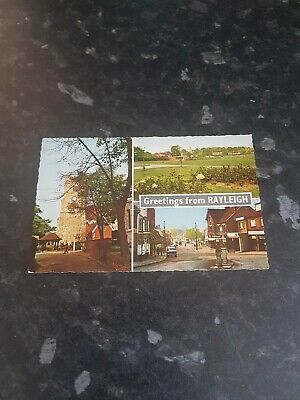 £5.99 • Buy Greetings From Rayleigh Essex Rare Image Unposted