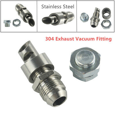 $ CDN28.01 • Buy E-VAC Scavenger Kit Stainless Steel Include 304 Exhaust Vacuum Fitting Vent Pipe