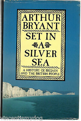 £3.95 • Buy History Of Britain & The British People: Set In A Silver Sea By Arthur Bryant