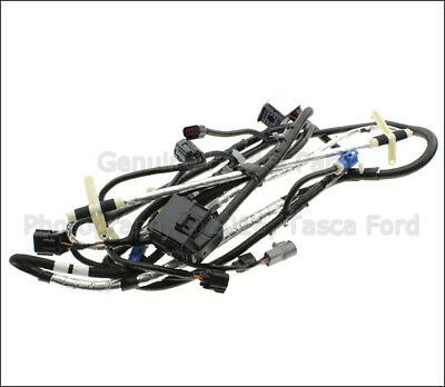 new oem wire wiring harness ford 2005-07 f250 f350 f450 f550 & 2005  excursion