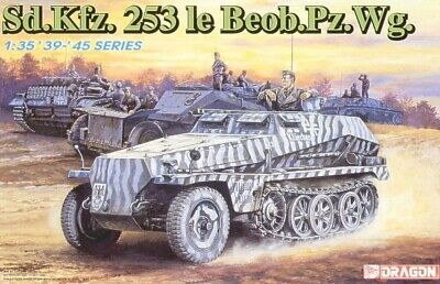 Dragon 1/35 German Sd.Kfz.253 Le Pz.Beob Wg # 6140 • 42.50£