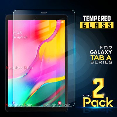 AU10.85 • Buy For Samsung Galaxy Tab A 10.1 2019 SM-T510 T515 Tempered Glass Screen Protector