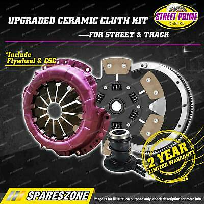 AU1180.04 • Buy Street Prime Sprung Ceramic Clutch Kit &Flywheel CSC For Holden Commodore VE L98