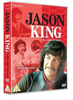 Jason King - The Complete Series ----- DVD Boxset • 39.95£