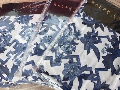 Ralph Lauren Dorsey Paisley Satin Duvet Cover Set Superking • 399.99£