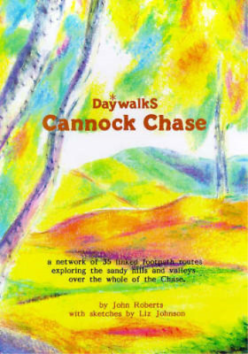 Daywalks: Cannock Chase, Roberts, John, Used; Acceptable Book • 3.28£