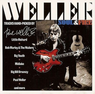 UNCUT Paul Weller: Soul & Fire 11-trk CD NEW Midlake Big Youth The Hold Steady • 3.99£
