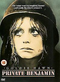 £4.49 • Buy Private Benjamin DVD 1980 Goldie Hawn In The Army Comedy Classic
