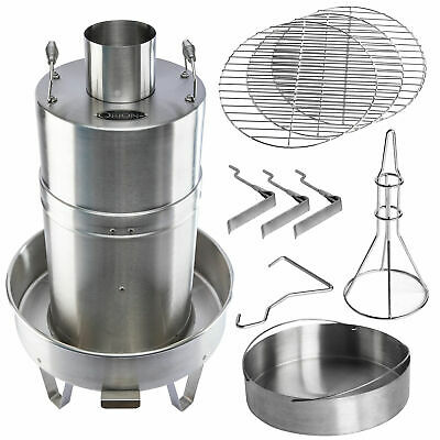 $199.99 • Buy Orion Cooker Outdoor Convection Steam Cooker Stainless Steel Barbecue Smoker