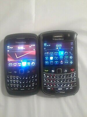 $ CDN54.42 • Buy Lot Of 2 BlackBerry Curve (Verizon) & Bold Blackberry (Verizon) SmartPhones