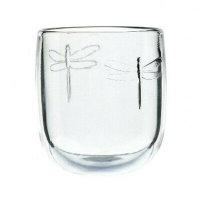 La Rochere Glassware - Tumbler - Libellule/Dragonfly - 280ml - Made In France • 5.95£