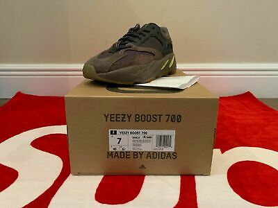 $ CDN1001.16 • Buy Adidas Yeezy Boost 700 Mauve Kanye West Size 6 7 NEW Authentic