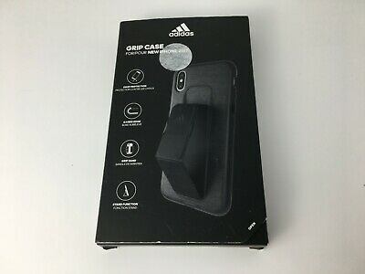 AU15.73 • Buy Adidas Performance Grip Case Cover For IPhone X IPhone XS Running Hiking- Black