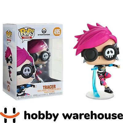 AU23.90 • Buy Funko Overwatch - Tracer (Punk) Pop! Vinyl Figure
