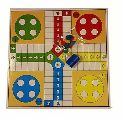 £4.99 • Buy Traditional Magnetic Board Games Set Children Ludo Game