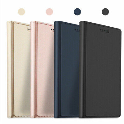 AU7.77 • Buy For Sony Xperia 10 Plus 1 XZ3 XZ2 Slim Magnetic Leather Wallet Flip Cover Case