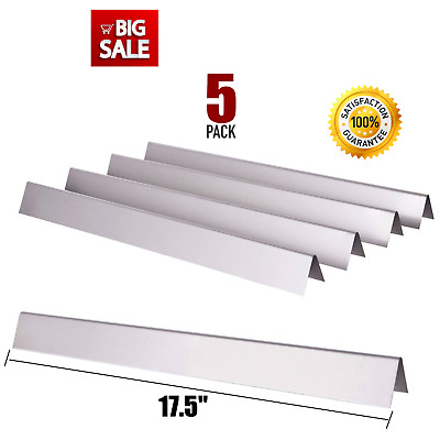 $ CDN43.12 • Buy Stainless Steel Flavorizer Bars 5pk BBQ Gas Grill Parts For Weber Genesis 7620