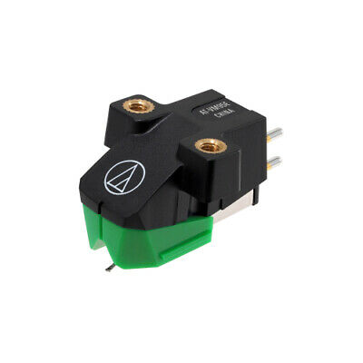 Audio Technica AT-VM95E Dual Moving Magnet Cartridge With Headshell • 68.99£