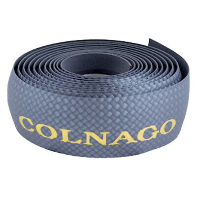 $44.06 • Buy NOS / Hard To Find Colnago Textured Handlebar Tape - Grey / Gold.  Really Rare!