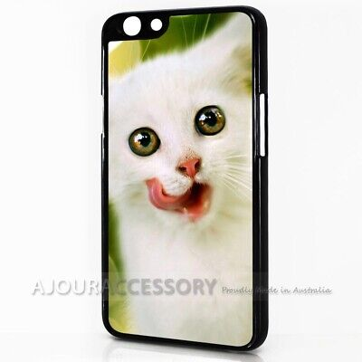 AU9.99 • Buy ( For Oppo A57 ) Back Case Cover AJ10254 Cute Cat