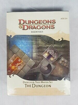 AU145 • Buy Dungeons And Dragons Tiles Master Set The Dungeon