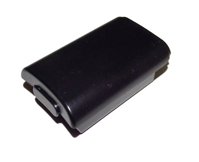 AU7.90 • Buy Black Microsoft Xbox 360 Remote Controller Battery Cover Clip Case AA