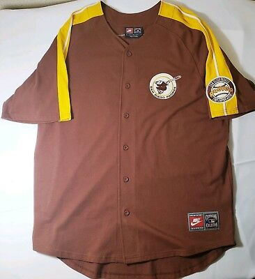 low priced b92c3 a2f57 san diego padres throwback jersey