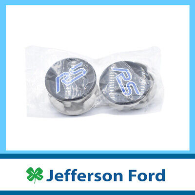 AU89 • Buy Genuine Ford Wheel Cap Ornament For Focus St & Rs Lz 2015-On