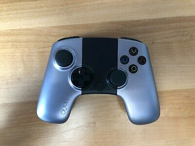 $12.99 • Buy Ouya OGC1 Wireless Bluetooth Black Silver Controller Only- Excellent 6 Available
