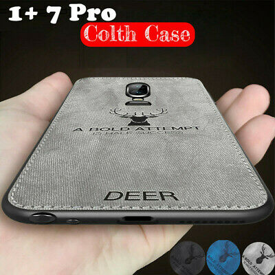 AU4.53 • Buy For OnePlus 7T Pro 7 6 6T 5 5T Deer TPU Leather Skin Hybrid Slim Soft Case Cover