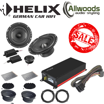 £249.99 • Buy HELIX F 62C + Vibe Microamp + Plug & Play Harness And Adapters Toyota Avensis