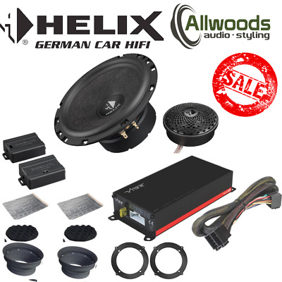 Toyota Avensis Upgrade Helix S62C + Vibe Micro + Plug & Play Harness + Adapters  • 329.99£