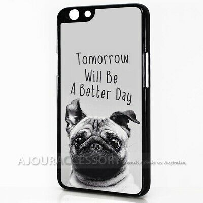 AU9.99 • Buy ( For Oppo A57 ) Back Case Cover AJ10578 Cute Bull Dog