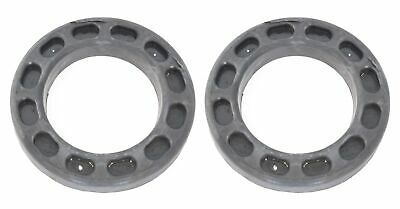 $26.20 • Buy 1983-2004 Ford Mustang Front Upper Rubber Coil Spring Insulators Isolators Pair