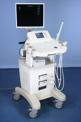 $6900 • Buy Ultrasonix Sonix OP Ultrasound With Two Probes, Printer, & Warranty!!  Tested!!