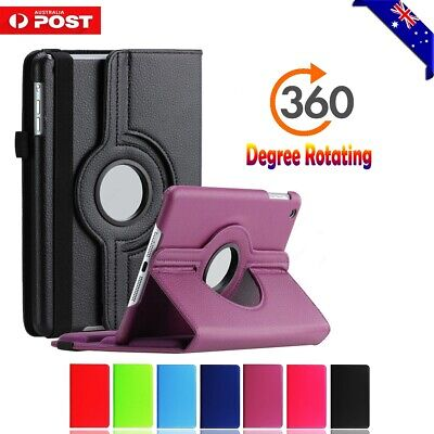 AU12.99 • Buy 360 Degree Rotating Smart Leather Case Folding Cover For Samsung Galaxy Tab S5e