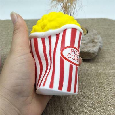 AU4.12 • Buy Kids Squishies Popcorn Scented Slow Fun Rising Food Stress Relief Doll Toys QK