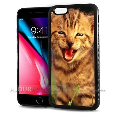 AU9.99 • Buy ( For IPhone 6 / 6S ) Back Case Cover AJ10647 Cute Pussy Cat