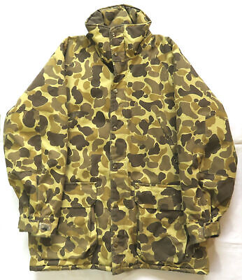 e65ead6ac6dcd Mountain Prairie Vintage Hunting Jacket Jacket 80's 1980's Duck Camouflage  • 51.00$