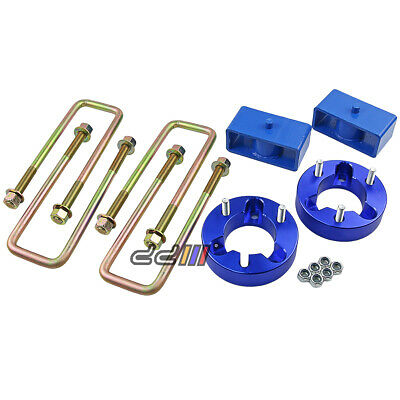 AU139.95 • Buy 2.5  Strut Spacer Rear Lift Kit UBolt Adapter For Navara D40 MNT 2005-14