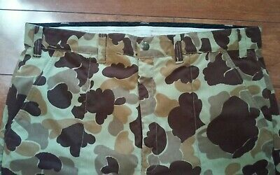 28077924e3a43 Mens CABELA'S Camo Pants Lined Whitetail Clothing Goretex Hunting Size  36x31 • 50.00$