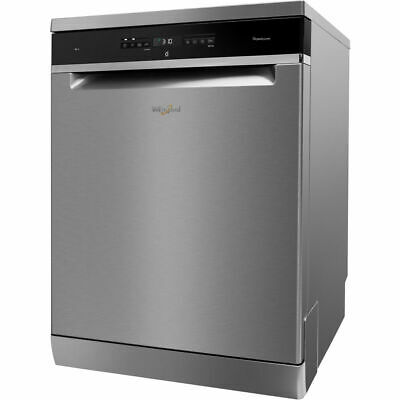 View Details BRAND NEW Whirlpool WFO3T3236PX SUPER SILENT 60cm Dishwasher 14 Place Settings • 339.99£