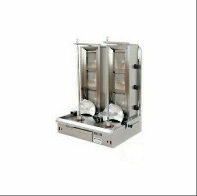 Archway 3 Burner NATURAL Gas Twin Donner Kebab Machine • 2,000£