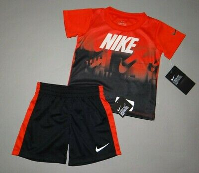 c40b0132c813 Baby Boy Clothes, 24 Months, Nike Dri-Fit 2 Piece Set/ SEE