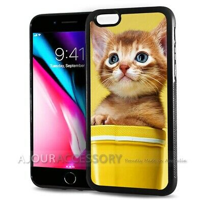 AU9.99 • Buy ( For IPhone 8 Plus ) Back Case Cover AJ11297 Cute Pussy Cat